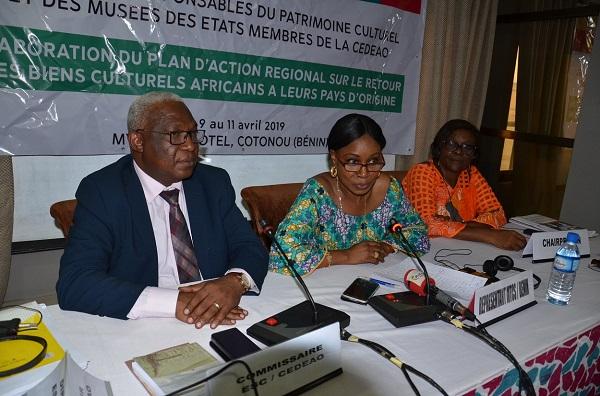 CEDEAO : validation du plan d'actions 2019-2023  pour le retour des biens culturels africains à leurs pays d'origine
