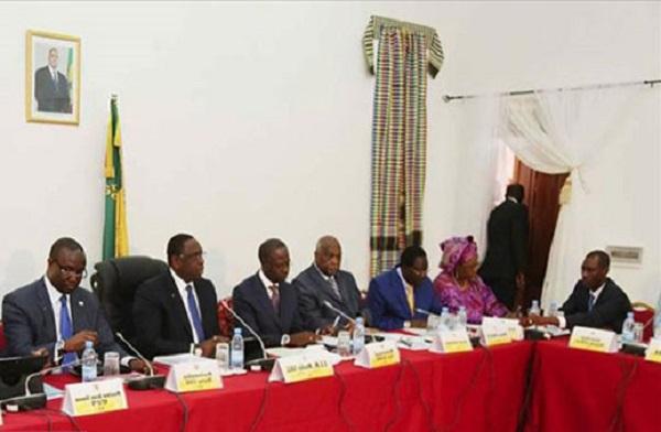 Conseil des Ministres du mercredi 17 juin 2020 : l communiqué issu de la réunion