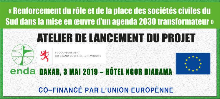 Agenda 2030 : Les Etats africains invités à appuyer les sociétés civiles du continent
