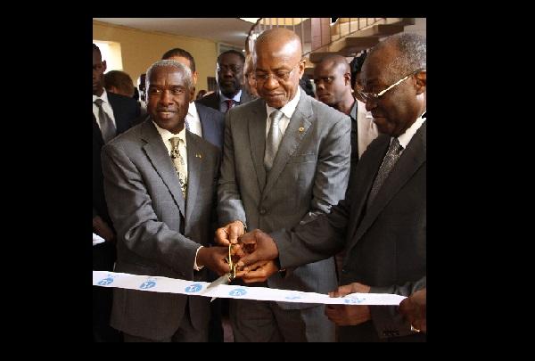 Enseignement supérieur : Cérémonie Officielle d'inauguration du Siege  du Centre Régional de Leadership Yali Dakar