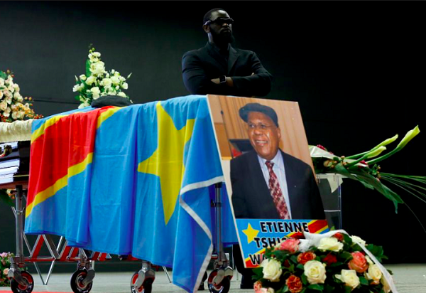 RDC : Étienne Tshisekedi finalement inhumé entre joie et tristesse à N'selé