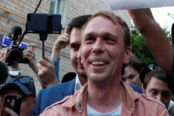 Lutte contre la corruption : la libération d' Ivan Golunov, un journaliste d'investigation russe suite à un tollé, une bonne nouvelle, selon Transparency international