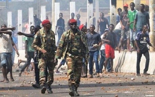 Situation tendue en Guinée : le communique du ministère de la défense nationale