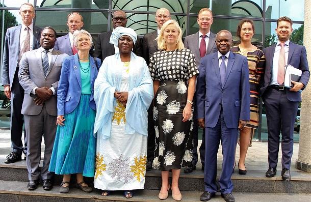 Relations internationales : la CEDEAO et les Pays-Bas renforcent la coopération au développement