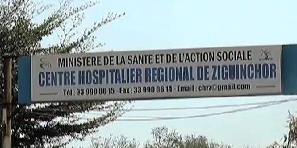 Santé : encore une panne à l'hôpital de Ziguinchor, les malades envoyés vers d'autres régions