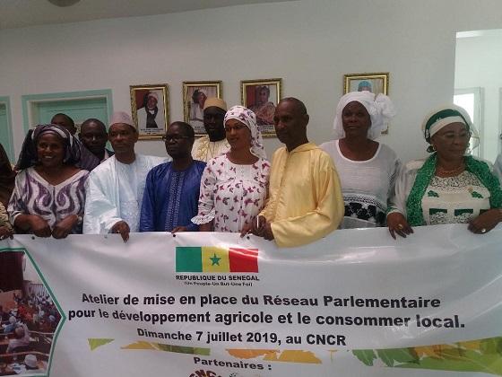 Développement agricole et consommer local : Le Réseau des parlementaires mis en place