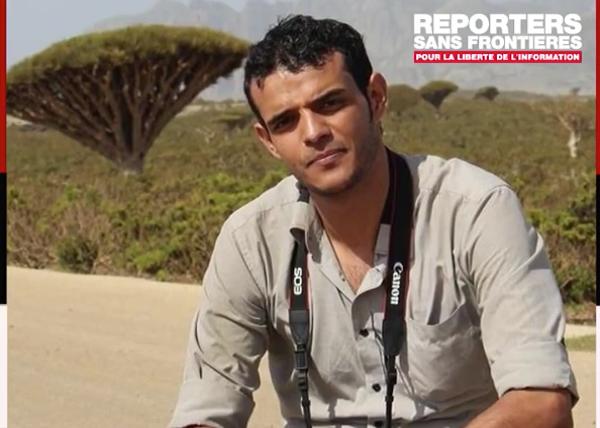 Yémen/Insécurité permanente des journalistes : Yahya Al-Sowary, photographe indépendant et reporter pour Belqees TV  raconte ses moments pénibles vécus…