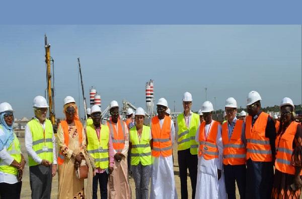 Partenariat gagnant-gagnant : Port autonome de Dakar et Eiffage Génie Civil Marine  gagnent l'appel d'offre international de fabrication de caissons de British Petroleum