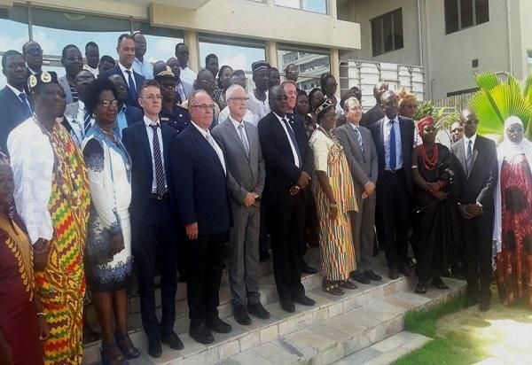 Prévention et Réduction des conflits liés aux élections : la Commission de la CEDEAO, et l'Académie belge Folke Bernadotte en atelier de formation à Lomé