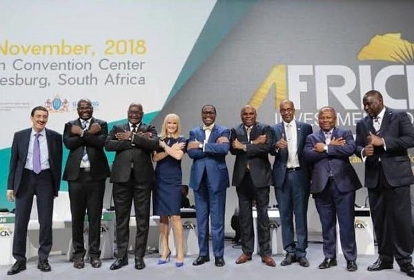 Africa Investment Forum : Johannesburg attend peu de paroles pour beaucoup de contrats
