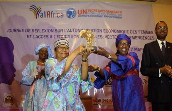 Prix AllAfrica Leadership Féminin : l'édition 2019 honorent cinq vénérables femmes africaines