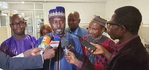 Défense des consommateurs:  Momar Ndao enrôle la Gambie dans le combat pour la qualité des produits