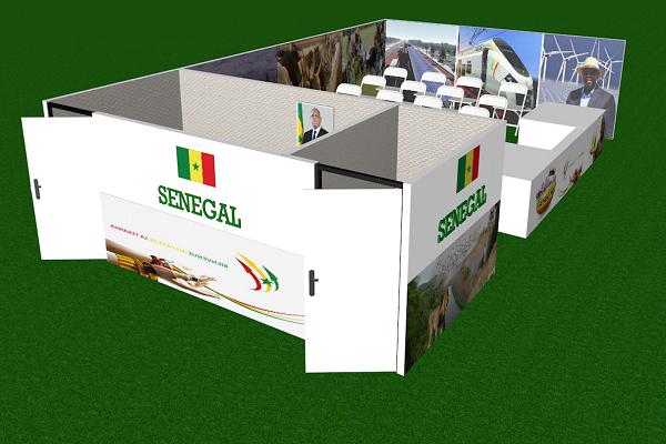 Le Sénégal à la COP 25 : les enjeux et perspectives d'un pays dont le stand ne désemplit pas