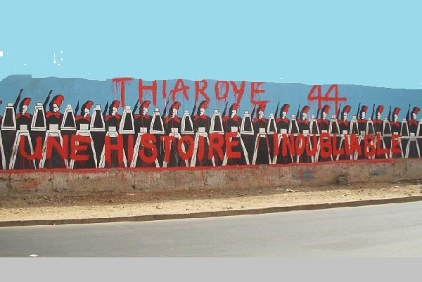 Anniversaire du Massacre de Thiaroye en Décembre 1944: l'AJA veut une clarification définitive de cette douloureuse page de l'histoire coloniale