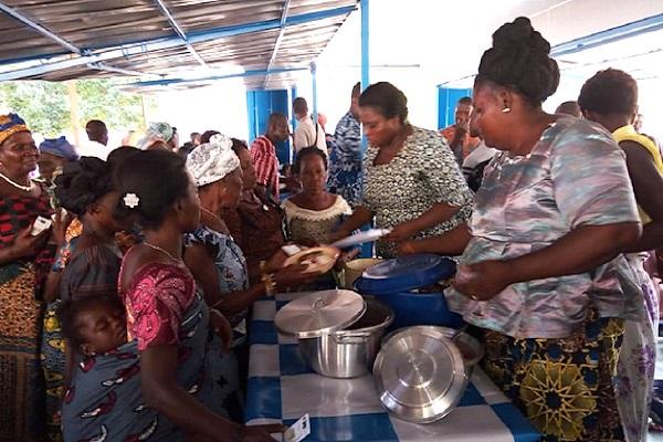 Solidarité envers les démunis : Lancement au Togo des 'Restaurants Communautaires' en faveur des personnes vulnérables