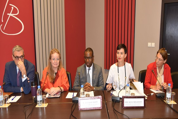 Economie : Revue annuelle de la stratégie conjointe entre le Sénégal, l'UE et les états membres de l'union européenne