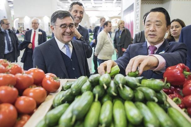 Forum GFFA: Les ministres agricoles saluent le concept du Conseil numérique international pour l'alimentation et l'agriculture, conçu par la FAO