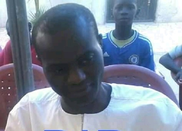 Décès du Journaliste Ibrahima Diakhaby de GFM : Un homme d'une courtoisie indéfectible et très affable (témoignage de Seydina Omar)