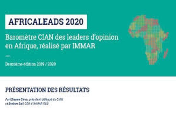 Africaleads : Les leaders d'opinion africains pour l'approfondissement de l'intégration économique et des partenariats internationaux plus équilibrés