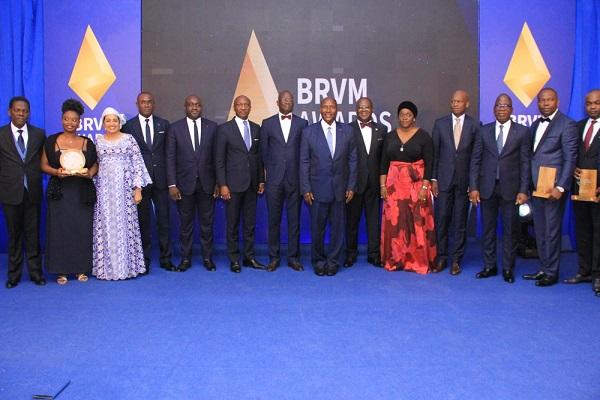 Distinction : la BRVM récompense les Leaders du Marche et de l'économie régionale