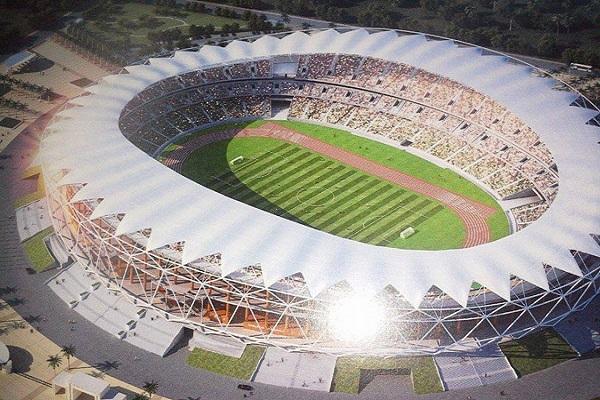 Sport-Nouveau Stade Sénégal : Macky Sall exprime son vœu d'une organisation de la Can dans quatre ans