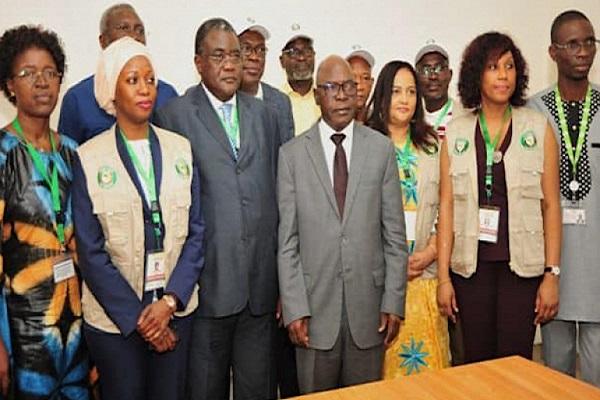 Présidentielle togolaise: la Cedeao déploiera une cinquantaine d'observateurs