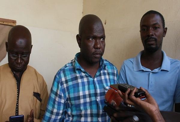 Louga/Front Social : les agents de l'État du secteur agricole militants du SYNTAS toujours en rogne crient leur ras-le-bol