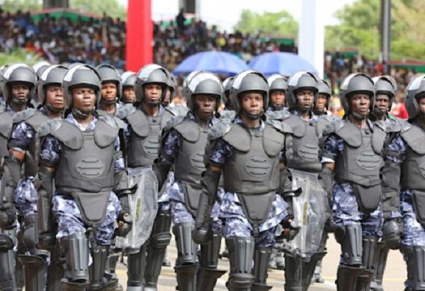 Présidentielle togolaise : les 10 000 policiers et gendarmes de Force Sécurité Election Présidentielle déjà opérationnels