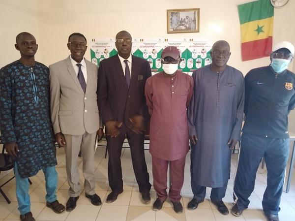 Lutte contre le coronavirus : des représentants d'organisations syndicales et de la société civile lance « Fagaru Moo Gen Faju »