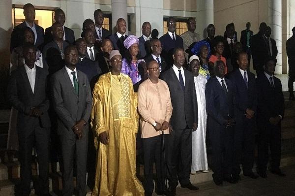 Guinée-Bissau: le gouvernement du Premier ministre nommé par Sissoco Embalo investi