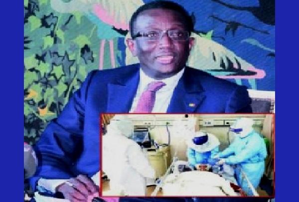 Plan sectoriel de contingence :  Les bénéficiaires de l'aide destinée aux Sénégalais de la diaspora connus