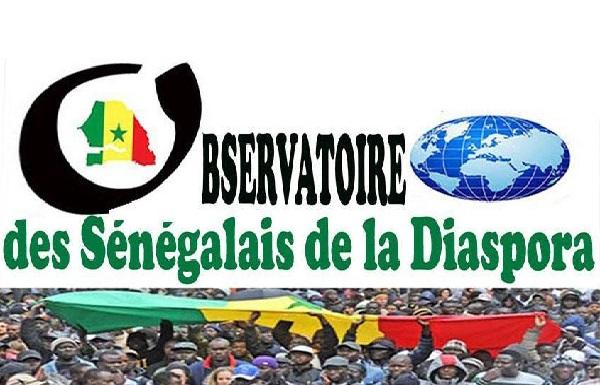 Stigmatisation,  statistiques officieuses et erronées sur le Covid -19 : L'Observatoire des Sénégalais de la Diaspora appelle les journalistes à la prudence