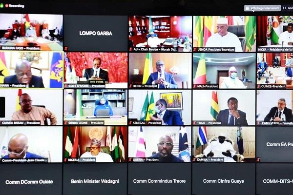 Sommet extraordinaire des chefs d'état de la CEDEAO: la synthèse et les recommandations issues du communiqué final