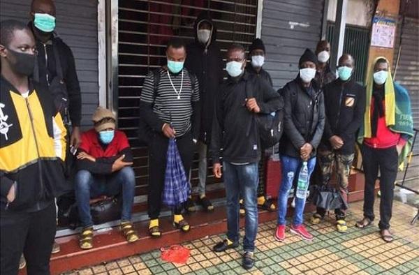 Discrimination sur le Coronavirus: des Africains expulsés de leurs hôtels en Chine