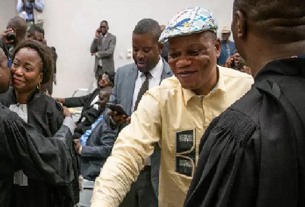 RDC : le premier vice-président de l'Assemblée nationale, Jean-Marc Kabund, destitué