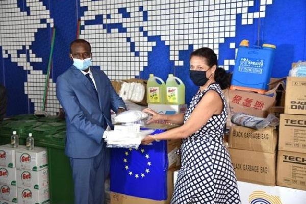 Lutte contre la COVID-19 : le projet WeCAPS aux côtés des ports d'Afrique de l'Ouest et du Centre pour faire face à la crise