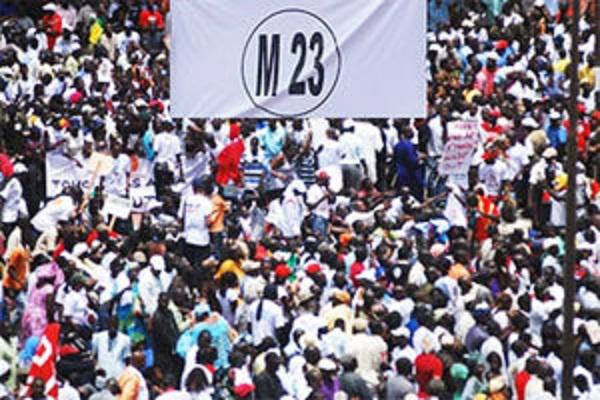 Le M23 10 ans après un bien ou un mal pour le Sénégal ?