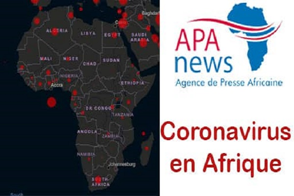 Evolution du coronavirus en Afrique : la situation  à la date du 19 septembre 2020.