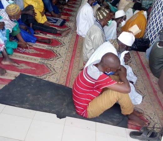 Medina Baye :  Fatoumata Zahara Niasse  repose à côté de son Père Baye Niasse