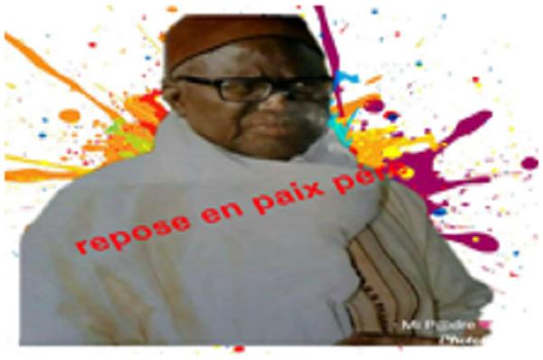 Décès de Yaghane Ousmane Dione : la Fédération Internationale des Sénégalais de la Diaspora en deuil