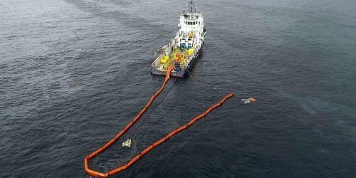 Plage de Mbao : Une fuite  de Fuel provenant du sea-line de la SAR
