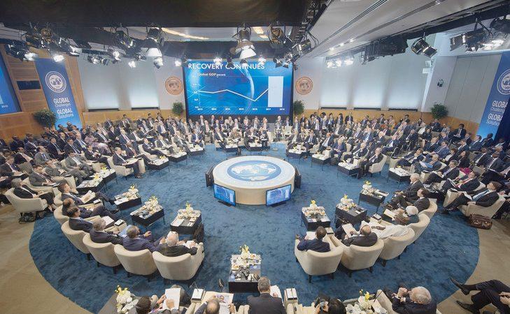 Perspectives de l'Economie mondiale : Le FMI table sur une  croissance  de 5,4 % en 2021