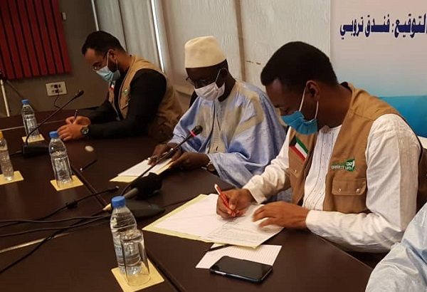 Direct Aid Society / Forum Islamique :  un partenariat scellé pour le bénéfice exclusif des couches vulnérables et démunies