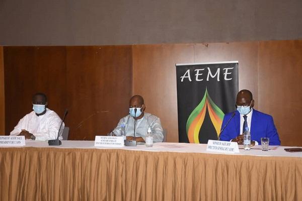 Bonne maîtrise de la Consommation d'électricité: signature d'une convention de partenariat  entre l'AMS et l'AEME