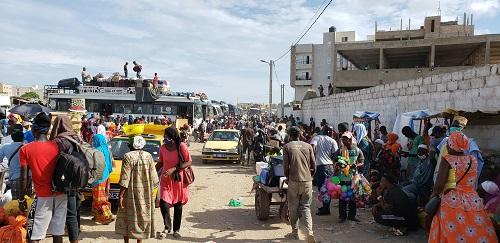 DAKAR-BIGNONA : Carnet de route du coronavirus