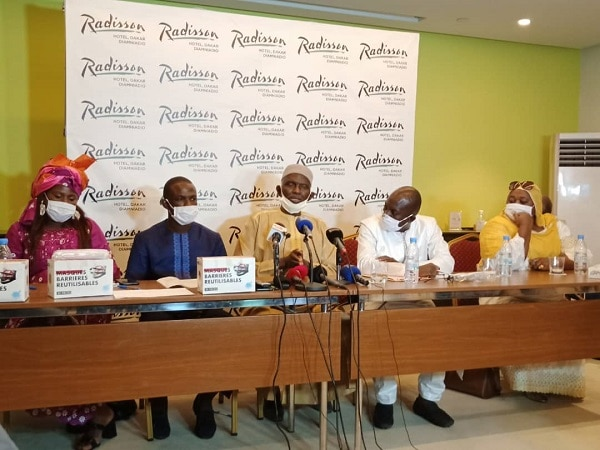 Le Collectif des tailleurs et industriels du Sénégal : Vers une création de plus  1 million d'emplois permanents avec l'appui de la Der