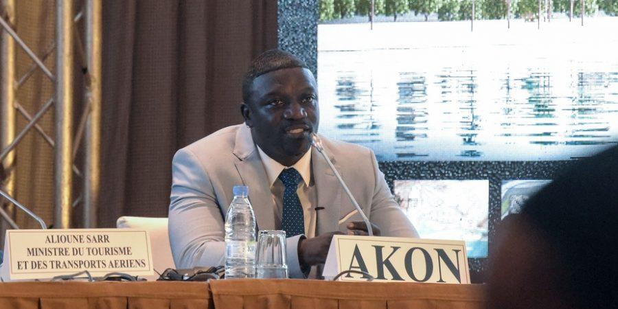 « AKON CITY » : Le projet de la  ville écologique, digne du WAKANDA lancé par Akon