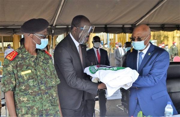 Sécurité et Stabilité en Afrique de l'Ouest : Fin de mandat pour ECOMIB, la Mission de la CEDEAO en Guinée-Bissau
