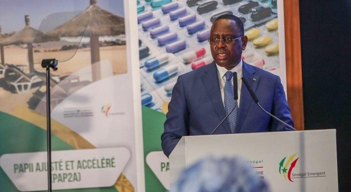 Relance de l'économie : Macky acte la mise en route du Pap2a