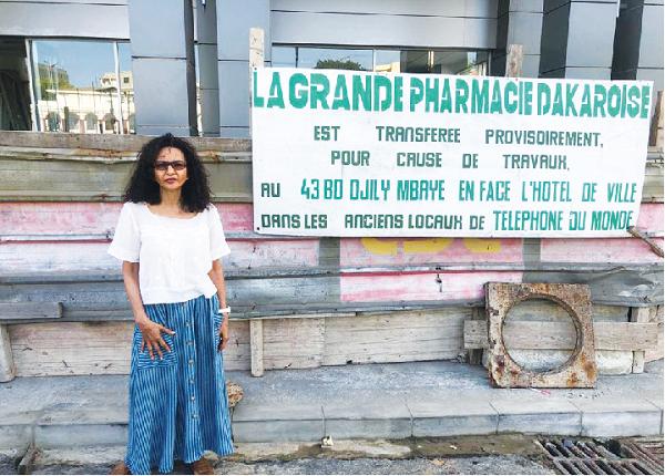 Face à une injustice manifeste, Mme Aicha Goundiam, Pharmacienne, très déterminée : «Je me battrai pour que force reste au droit»